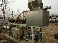 出售90双螺杆膨化机1.5米*12米