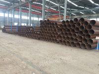 出售二手螺旋钢管,大约300吨