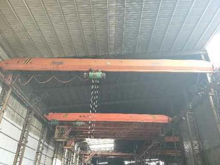 出售7-8成十吨单双梁行车,五十吨一台,20吨一台