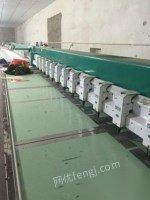 上海低价出售飞亚头距毛巾绣机器3台