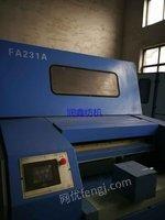 出售青岛231A梳棉机