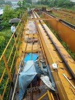 低价出售20/5吨双梁行车 天车2台 10吨2台 跨度都是28.5米