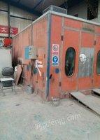修理厂急售烤漆房