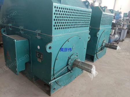 出售:YKK500-10/450KW.380V库存电机两台