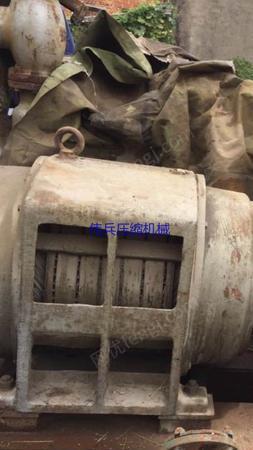 市场商家回收淄博牵引集团190千瓦八极电动机