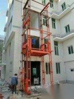 处理库存二手货梯剪叉式升降机固定式升降机固定式货梯登车桥