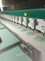 青岛出售14年诗怡620/400头距毛巾绣机器6台