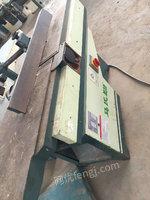 急售木工机械设备平刨压刨