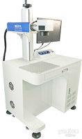出售闲置塑胶原料线材激光镭雕机 塑胶配件激光打标机