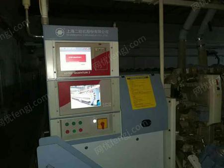 出售2011年上海二纺机438自动络筒机两台