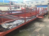 出售16吨单梁行车跨度13.5米
