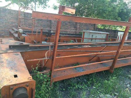 出售二手20吨双梁行车