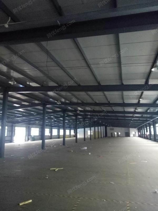 出售二手50×156×8钢结构厂房