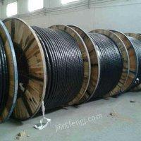 工程剩余电缆线回收