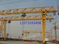 出售3吨8米单梁行车起重机 5吨19.5米桥式天车