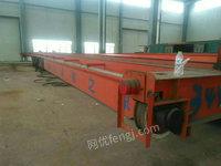出售20吨葫芦双梁行车跨度23.5米