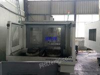 便宜出售韩国威亚KM630双工作台卧式加工中心