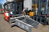 处理杭叉h系列四支点1-3吨叉车(3吨钢管抱夹叉车)