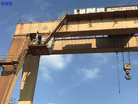 船厂龙门及L吊出售