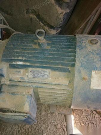 出售上海力超电机30kw型号是y2225m-6