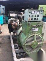出售闲置两台大宇300KW柴油发电机组