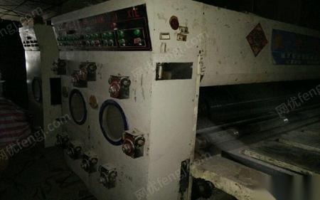 纸箱设备销售印刷机,粘箱机等