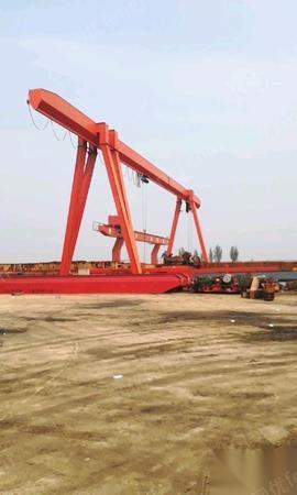 转让龙门吊10吨16吨