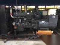 厂家低价出售无锡动力500千瓦柴油发电机