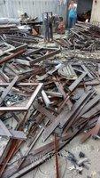 长期金属回收旧门旧窗,废铝废铜