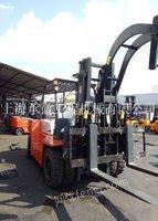 供应tcm2t~3t叉车(3吨钢管抱夹叉车)