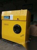 低价出售意大利进口多妮妮10公斤干洗机干洗机