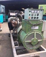 处理旧大宇发电机/工厂备用柴油发电机/进口发电机