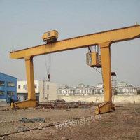 大量现货出售5吨17米18米19起重机龙门吊