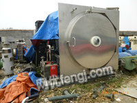 出售3——8平方冷冻干燥机