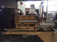 天津出售上海股份2014产300千瓦柴油发电机