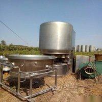 转让库存250型沸腾干燥机 榨油机