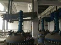 北京回收不锈钢反应釜