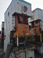 出售开式固定压力机250吨