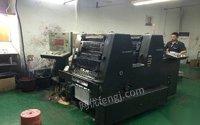 出售二手1995年gto520印刷机