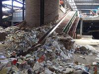 长期大量回收各种废纸