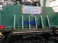 1000吨平板硫化机优惠处理