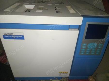 厂家处理1台滕州GC3900气相色谱仪、抵债回来的 有图片