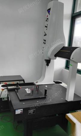 低价处理一台二手三坐标测量仪全自动
