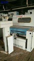 出售11年青岛宏大231A梳棉机8台带金大气压自调匀整棉相