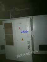 岀售二手青泽351细纱机1200锭五台带氨纶纱装置原厂配置