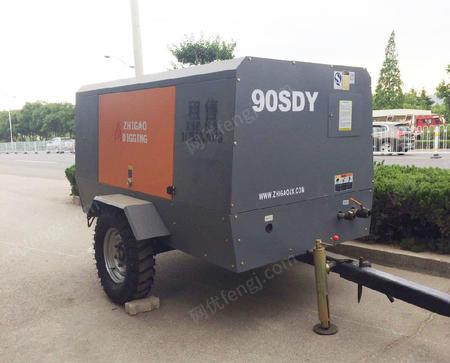 山东曲先生租赁一台90KW的螺杆空压机,优乐国际官方网站面议