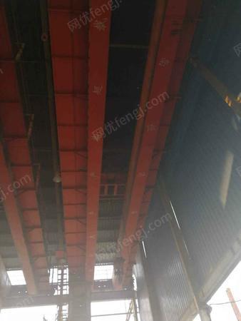 出售32吨20吨跨度13.15米冶金吊,10吨跨度22.3米双梁