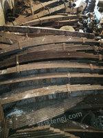 重庆出售汽车前后弹簧钢板