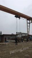 市场库存25米龙门吊提高7米左右10吨位的