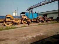 出售16-20吨32米葫芦龙门各一台